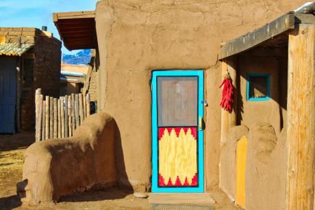 Taos Pueblo. (c) Trey Flynt