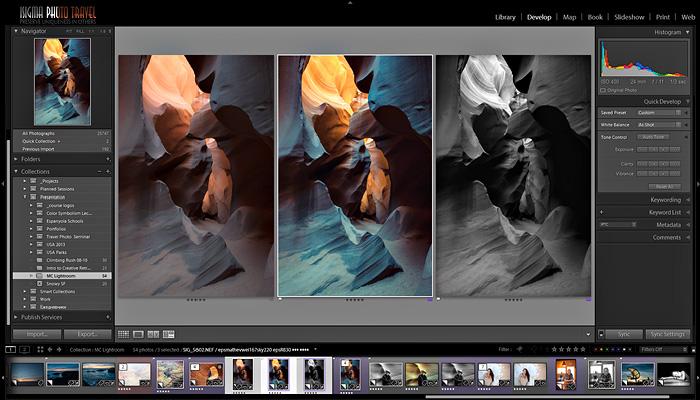 Workshop. Adobe Lightroom Part 2. Developing